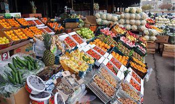 قیمت میوه نزولی شد