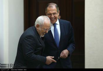ظریف: برخلاف دیگران، ایران و روسیه بدنبال ثبات و امنیت در منطقه و جهان هستند