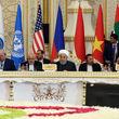 حسن روحانی در کنفرانس سیکا: سیاست خارجی ایران مبتنی بر همکاری و سیاست برد–برد است