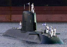 انهدام زیردریایی جاسوسی اسرائیل توسط نیروهای سوریه