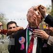 تصاویر تظاهرات بعد از نمازجمعه تهرارن در حمایت از سپاه