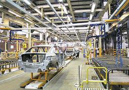 سبد محصول خودروسازان داخلی کوچکتر میشود!