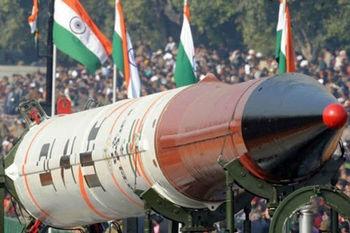 شلیک موشک کروز هند همزمان با ادامه تنشها در چین