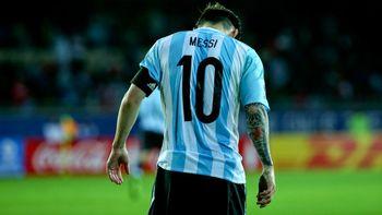 قول مسی به رئیس جمهور آرژانتین
