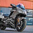 شرکت هوندا یک موتورسیکلت قدرتمند و خاص تولید کرد +عکس