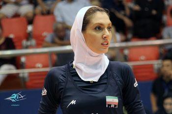 همسر فوتبالیست ملی پوشش ایرانی لژیونر میشود