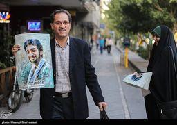 یک روایت در مورد علت تاخیر در تشییع پیکر شهید حججی