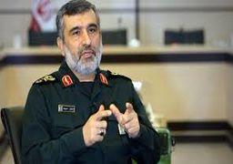 ایران در حوزه موشکی مقام اول منطقه را دارد