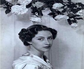 تصاویر کمتر دیده شده از خواهر زیبای ملکه الیزابت