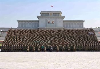 یک قدم تا جنگ / رهبر کره شمالی وضعیت قرمز اعلام کرد
