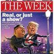 رقص ترامپ و اون واقعی است؟+عکس