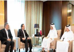عراقچی در دیدار وزیر خارجه قطر مطرح کرد؛ اعتمادسازی در منطقه با امضای پیمان عدم تجاوز