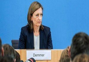 آلمان: بازگشت تحریمهای آمریکا علیه ایران نقض حقوق بین الملل