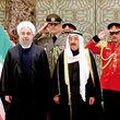 اولین همسایه عربی سقوط هواپیمای ATR را به ایران تسلیت گفت