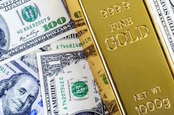 سقوط 30 دلاری طلا در دوساعت