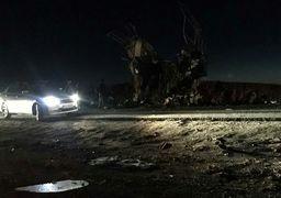 اقدام تروریستی در سیستانوبلوچستان؛ شهادت 20 نفر از پرسنل سپاه+تصویر وفیلم