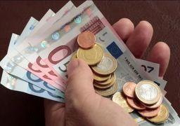 افزایش قیمت یورو، پوند و لیر ترکیه +جدول نرخ ارز 18 مهر