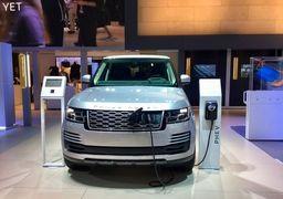 افزایش تولید و فروش خودروهای برقی