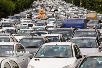 دلایل افزایش ترافیک در پایتخت