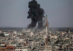 حمله اسرائیل به پایگاه مقاومت