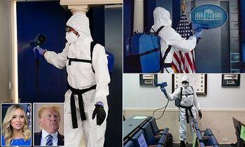 وحشت در کاخ سفید؛ ترامپ میگوید کرونا را فهمیده است!