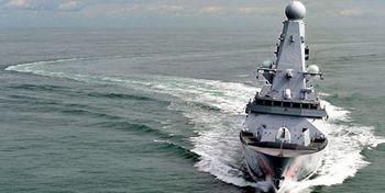 روسیه: تحرک کشتی جنگلی انگلیس در دریای سیاه را زیرنظر داریم