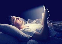 موبایلبازی قبل از خواب و تاثیر آن بر سلامت روان
