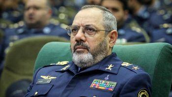فرمانده نیروی هوایی ارتش: عدم موفقیت گروههای تروریستی در سوریه خود یک آزادسازی خرمشهر بود