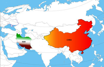 ارتباط ایران و چین منطبق با دستورات قرآن است
