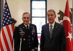 مقامات ترکیه و آمریکا درباره سوریه مذاکره کردند