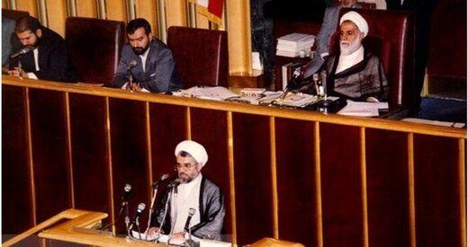 روزی که باهنر و وزیر احمدینژاد در موافقت با استیضاح عطاءالله مهاجرانی نطق کرد/ناطق پیروز رقابت با عبدالله نوری شد