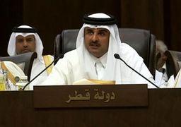 امیر قطر از سفر به عربستان منصرف شد