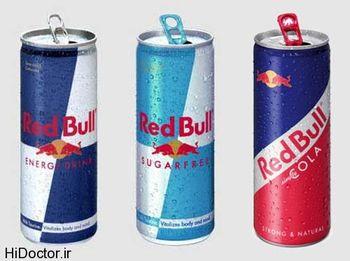 حکمرانی نوشیدنی انرژی زا « رد بول» در فوتبال آلمان !