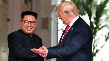 آمریکا بخشی از تحریمها علیه کرهشمالی را لغو کرد