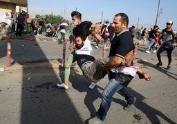 تعداد قربانیان اعتراضات عراق از 300 تن گذشت