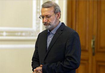 ادعای جنجالی درباره دیدار لاریجانی با رهبری برای کاندیداتوری  در انتخابات 1400
