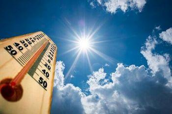 افزایش ۸ درجهای دمای هوا در برخی نقاط کشور