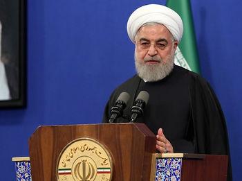 روحانی: درخواست وام از دولت نشاندهنده امیدواری مردم به آینده است/ دوران تحریم دیر یا زود تمام میشود/  ما در شرایط صلح وعده دادیم،  حالا در شرایط جنگی هستیم