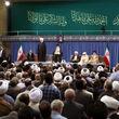 روحانی در دیدار با رهبری: صبر راهبردی ایران در برجام، نقشه شوم آمریکا را از بین برد