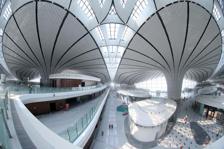 فرودگاه داکسینگ پکن 2