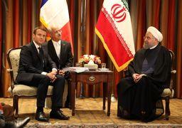 توافق مهم برجامی روحانی و ماکرون؛ رایزنیها رئیسجمهور فرانسه آغاز شد