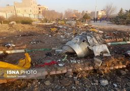 اعلام گزارش اولیه سقوط هواپیای اوکراینی