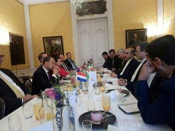 چهارمین نشست مشترک کنسولی جمهوری اسلامی ایران و هلند + عکس