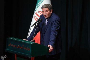 معارفه وزیر آموزش و پرورش / خاجی میرزایی