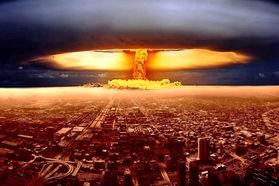 فیلم شبیه سازی لحظه پرتاب بمب اتم آمریکا به هیروشیما