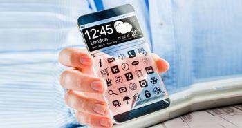 تولید گلس ۳بعدی برای گوشیهای هوشمند