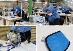 راهاندازی خط تولید ماسک در هلدینگ میدکو