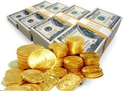 آخرین اخبار بازار طلا و ارز تهران؛ دلار و سکه هممسیر شدند