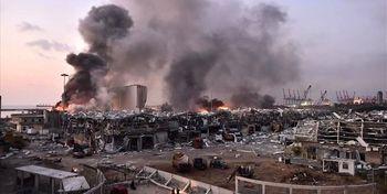 اعلام  تمام مقصران احتمالی انفجار مهیب بیروت