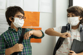 5 نشانه متفاوت ابتلای کودکان به کرونا